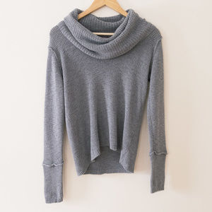 Michael Stars Cowl Neck Knit Top